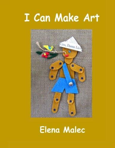 Read Online I Can Make Art pdf