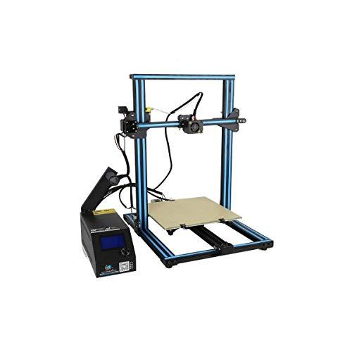 WOL 3D CR-10 V3 3D Printer – E3D Direct Drive Extruder 3D Printer