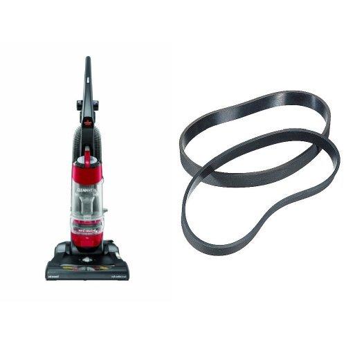 Easy Maintenance Bundle - CleanView Pet Vacuum + Bissell Style 7/9/10 Replacement Belts, 2pk (Power Vacuum Brush Cleaner Belt)