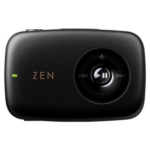 Creative Zen Stone 2GB MP3 Player w/ Built-In Speaker (Black)