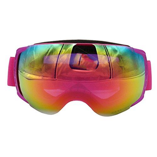 B Ski TZQ Lunettes usages De Lunettes Ski Masques Multi buée De Anti usages Multi Ovfvx45nw