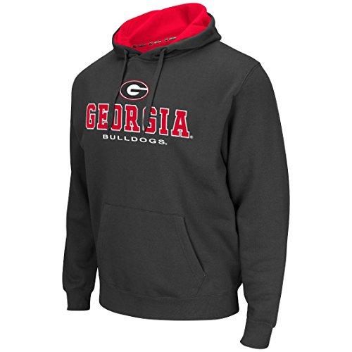 Georgia Bulldogs Embroidered Sweatshirt - 6