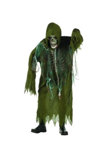 Swamp Creature Costumes (Swamp Creature - Child Large (10-12) Costume by RG Costumes)