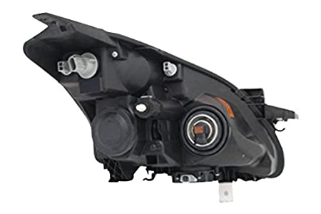 TYC 20-9107-00-1 Nissan Altima Right Replacement Head Lamp