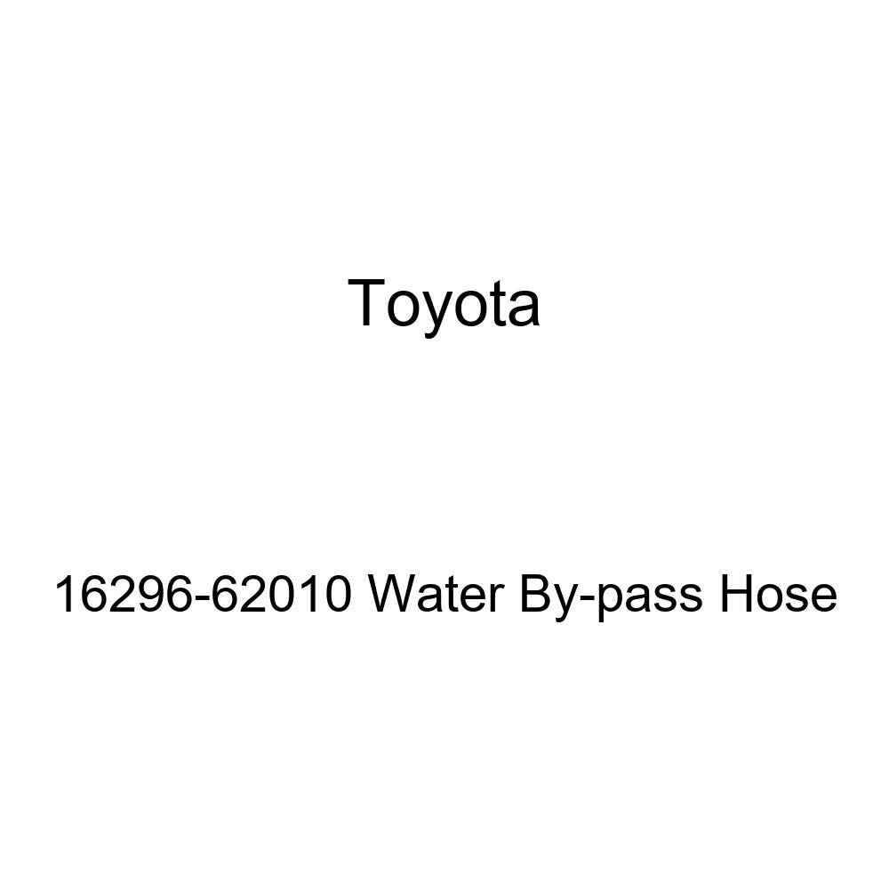 Genuine Toyota 16296-62010 Water By-pass Hose