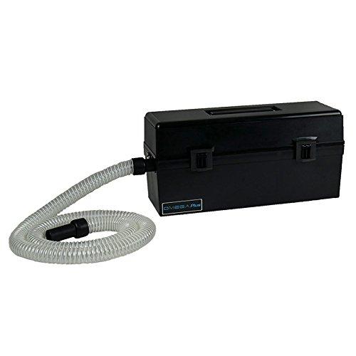 Atrix - VACOMEGAU Omega ULPA Vacuum HEPA Abatement Vac - 110 Volt