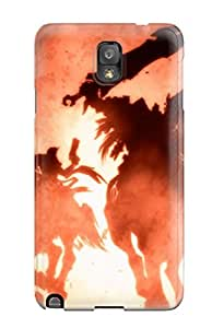 Hot New Darksiders Video Game Case Cover For Galaxy Note 3 With Perfect Design