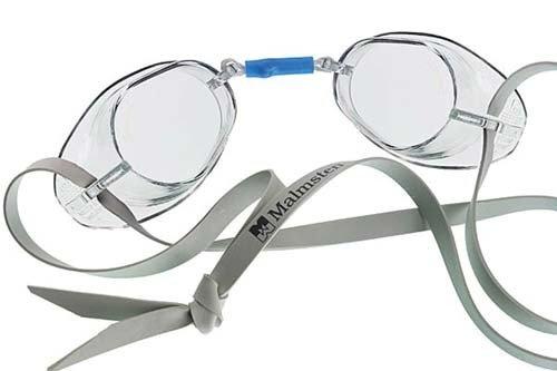 Malmsten Lunettes de natation The Original suédois application pour lunettes de natation - Standard Clear