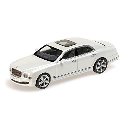 1/43 ベントレー ミュルザンヌ スピード Ghost White(ホワイト) KS05611GW