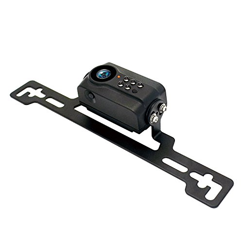 yuwei YW-CM065TX, Wireless Backup Camera with Night Vision High Definition CCD Imaging Truck Car RV IP69 Waterproof Reverse Parking Camera for YW-17211 & YW-15111