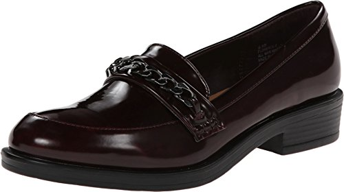 Esprit Womens Florence-e Oxblood Loafer 8 M