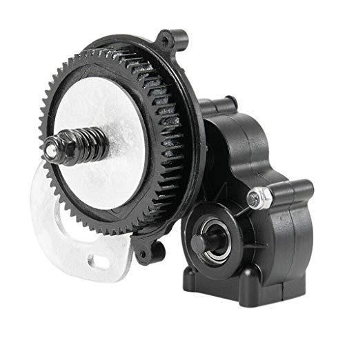 - Binory Transmission Case Center Gearbox for 1/10 RC Axial SCX10 90027 90028 90047