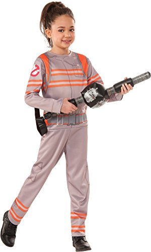 Rubie's Costume Ghostbusters Movie Child Value Costume, Small (Ghostbusters Halloween Costume Child)