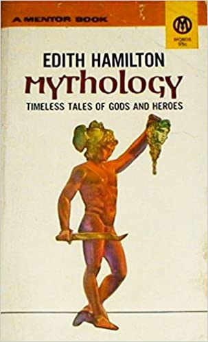 Image result for edith hamilton mythology book