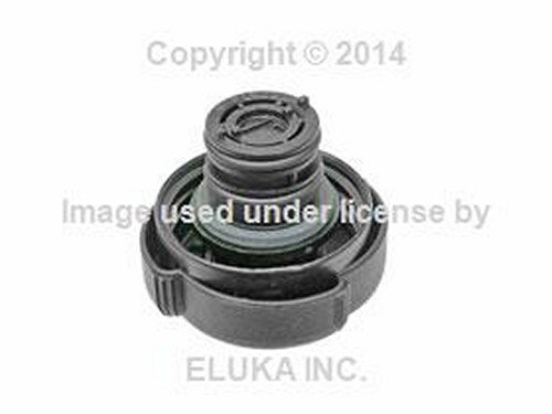 BMW Genuine Radiator Coolant Expansion Tank Cap E30 E31 E32 E34 E36 E38 E39 E46 318i 318is 840Ci 840i 850Ci 850CSi 735i 735iL 740i 740iL 750iL 525i 530i 535i 540i M5 3.6 318i 318is 318ti 320i 323i 325i 325is 328i (E36 Radiator Cap)