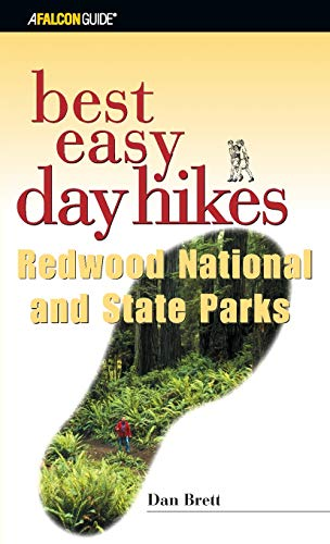 Best Easy Day Hikes Redwood National and State Parks (Best Easy Day Hikes Series)