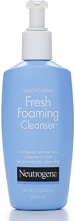 Neutrogena Fresh Foaming Cleanser 6.70 oz Pack of 8