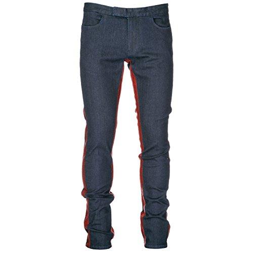 Pantalones Vaqueros Armani de Emporio Denim Hombre BLU Jeans 8ZPqOqY