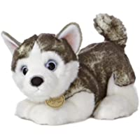 Aurora World Miyoni Tots–Cachorro Husky Siberiano 24,1cm Peluche