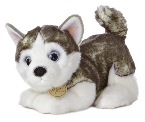 Aurora World Miyoni Tots Siberian Husky Pup 9.5
