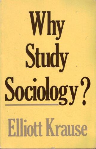 Why study sociology