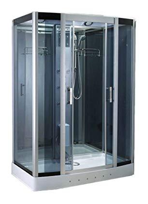 Extrem Dusche Duschtempel Duschkabine Duschabtrennung LXW-509 NEU: Amazon IL32
