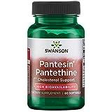 Swanson Pantesin Pantethine 300 Milligrams 60 Sgels Review