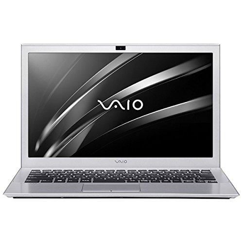 VAIO 13.3型ワイド ノートPC VAIO Pro13 mk2 VJP1329SCN1S (シルバー)の商品画像
