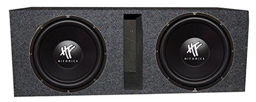 Subwoofer Audio Boxes Car (2) HIFONICS HFX12D4 12
