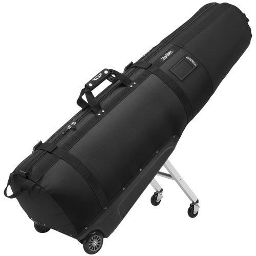 Sun Mountain Clubglider Journey Wheeled Travel Covers Black/Charcoal by Sun Mountain