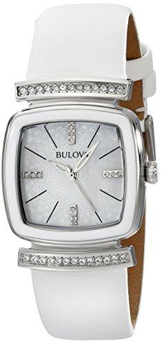 - Bulova Women's 98L174 Crystal Watch