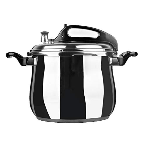 Pressure Cookers Household 304 Stainless Steel Gas Induction Cooker Pressure Cooker Explosion-proof Pressure Cooker 5L/7L Explosion Proof (Size : 7l)