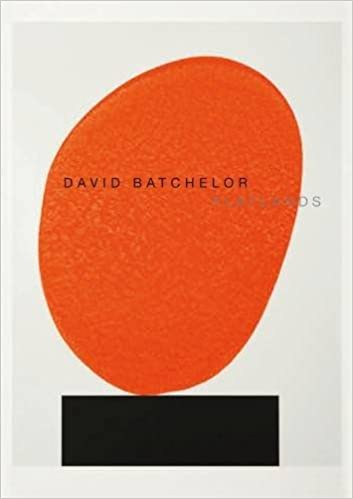 Book David Batchelor - Flatlands