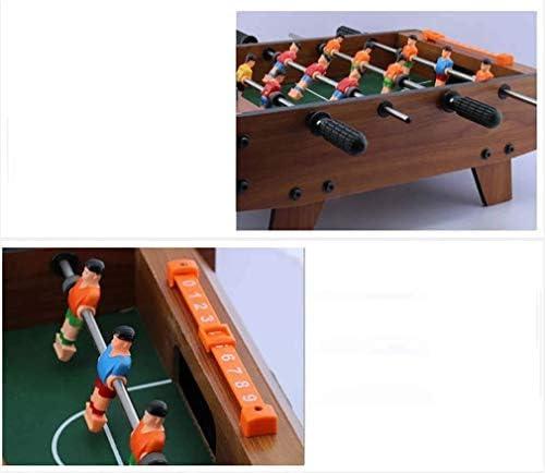 AJH 6-polige tafel tafelvoetbal Jongens Meisjes Casual interactieve speelgoedset Educatief speelgoed voor kinderen Ouder-kind Interactieve tafelvoetbal Perfecte vakantie