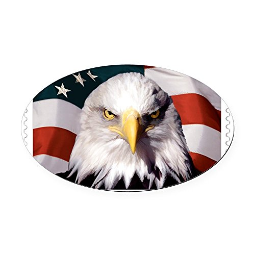 Eagles Oval Magnet - 1