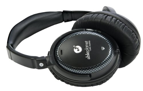 Able Planet Clear Harmony Active Noise-Cancelling Flat-Fold (Able Planet Headphones)