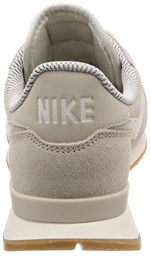 Nike Women's W Internationalist Se Gymnastics Shoes Beige (Light Bone Li G H T Bonephantom004) k7XMWK0Co2
