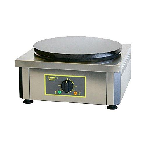 Equipex 400E Sodir Single Plate Electric Crepe Machine