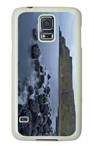 Customized Samsung Galaxy S5 White Edge PC Personalized Bay 4 Cover doudou's case wangjiang maoyi