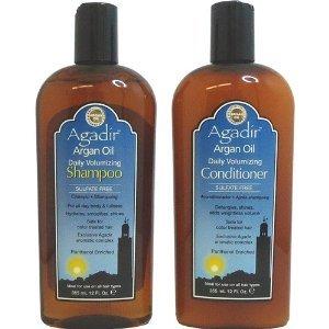 Agadir Argan Oil Daily Volumizing Shampoo & Conditioner 12.4 oz each