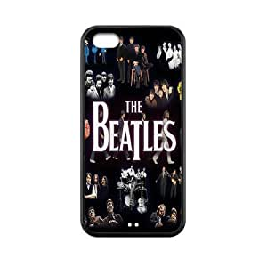 Custom The Beatles Back Cover Case for iphone 5C JN5C-249