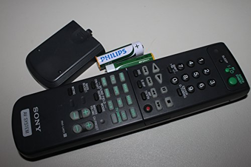 AV SYSTEM REMOTE CONTROL, , NS-9000D, STR-D525, STR-DE525 Tested- With Batteries- Sold By Buyeverythingguy - Sony rm-u401