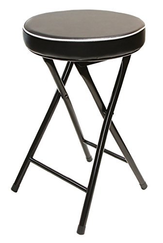 Wee's Beyond 1205 Cushioned Padded Folding Stool by Wee's Beyond