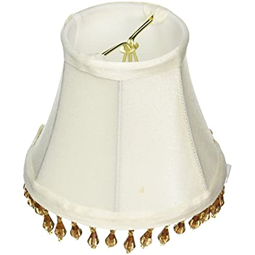 Beaded lamp shade amazon royal designs 5 beaded bell eggshell chandelier lamp shade 3 x 5 x 4 dcs 308b aloadofball Images