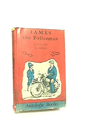 book cover of James and the Policeman