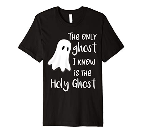 (Only Ghost I know is the Holy Ghost Christian)