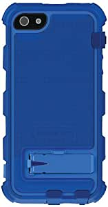 Ballistic HC0956-M775-Hard Case for iPhone 5-1 Pack-Retail Packaging-Navy Blue/Cobalt