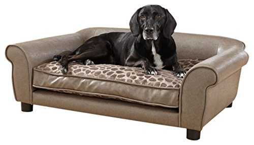 Enchanted Home Pet Rockwell Pet Sofa