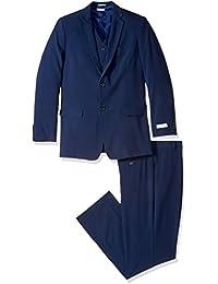 Boys' Big Bi-Stretch 3 Piece Suit,