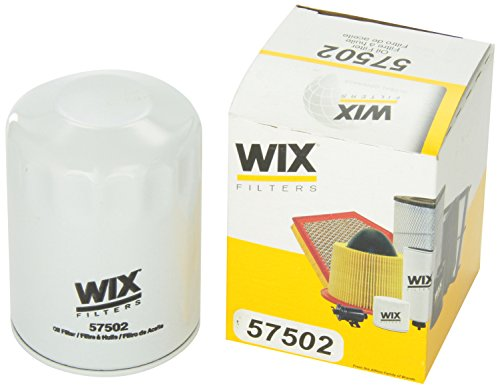 WIX Filters - 57502 Spin-On Lube Filter, Pack of 1
